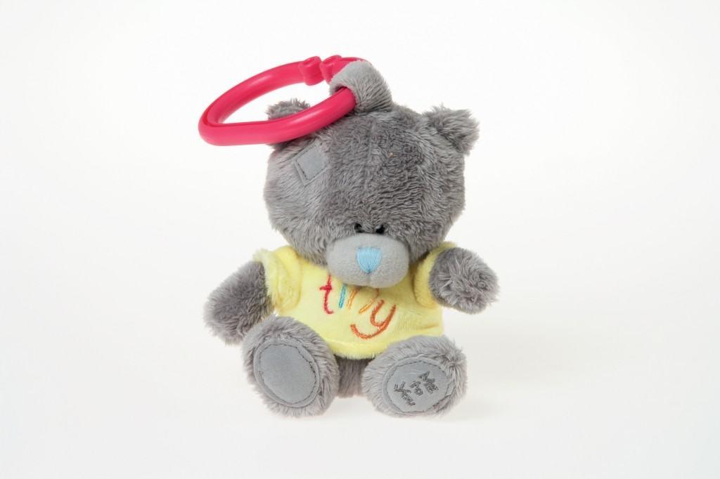 Tiny Tatty Teddy Buggy Squeaker