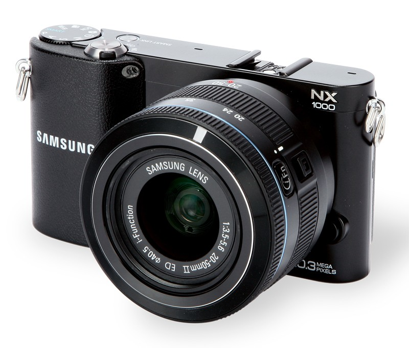 Samsung NX1000 Smart Camera!