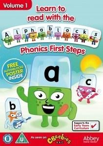 Alphablocks vol.1 2D