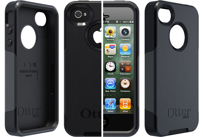 quality design fc1a7 3c0b2 Review: Otterbox for iPhone 4S Commuter Series ⋆ Mama Geek