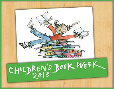 Celebrating Children's Book Week 2013!