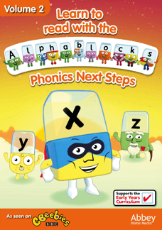 Alphablocks Volume 2