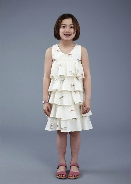 Wildflower Ruffle Dress