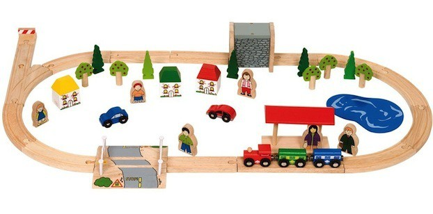 bjt011-village-train-set