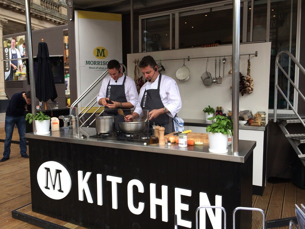 the m kitchen roadshow mama geek - M Kitchen