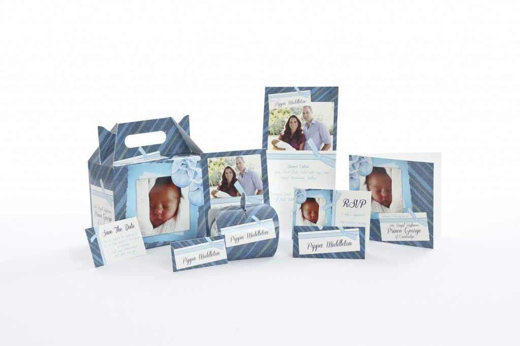 Royal Christening pack