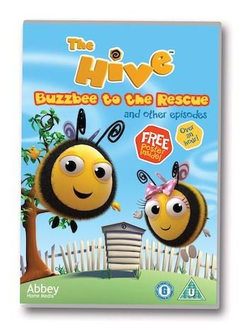 The Hive 2D_RGB