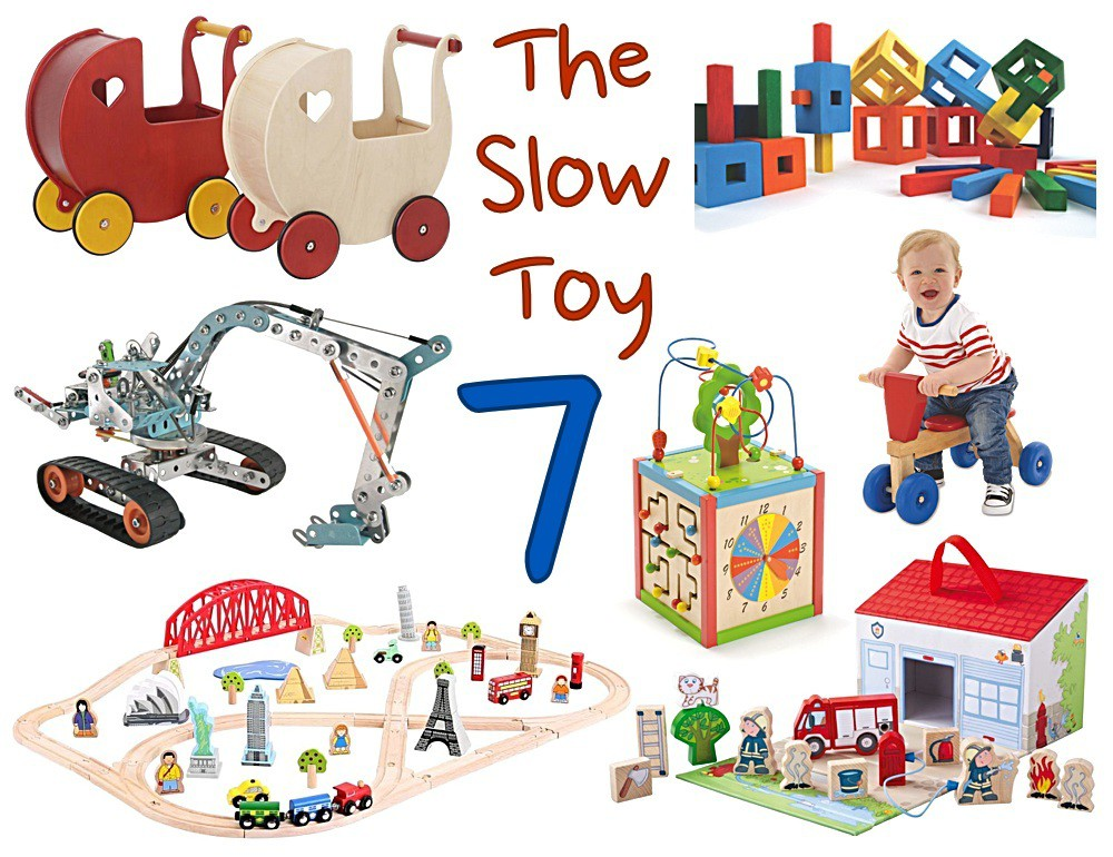 The Slow Toy 7
