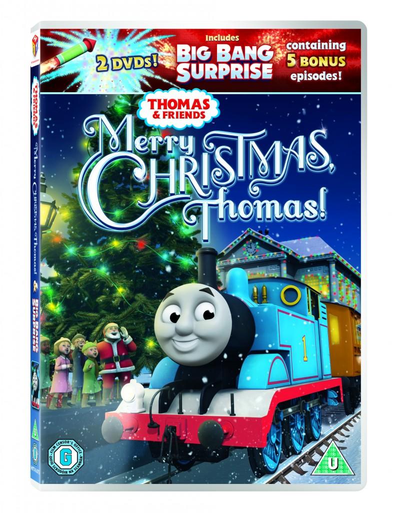 Merry Christmas Thomas