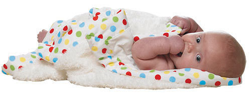 Koo-di Fluffy Baby Blanket