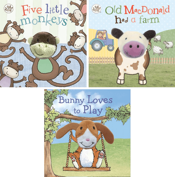 Little-Learners-Finger-Puppet-Books