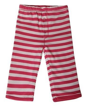 Dot&Co Organic Reversible Raspberry Pink Trousers