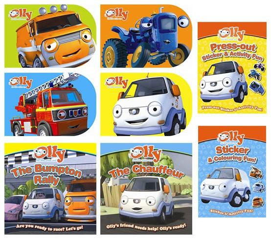 Olly-the-Little-White-Van