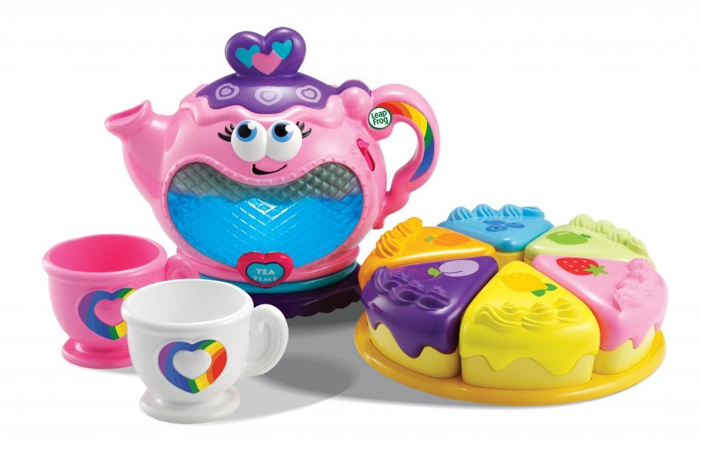 Rainbow Tea Party