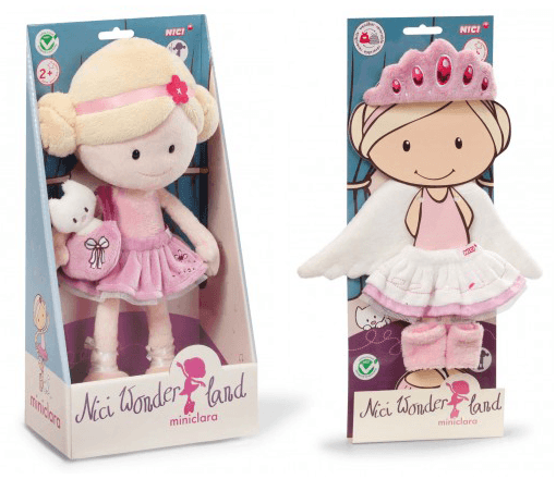 NICI Wonderland Mini Clara