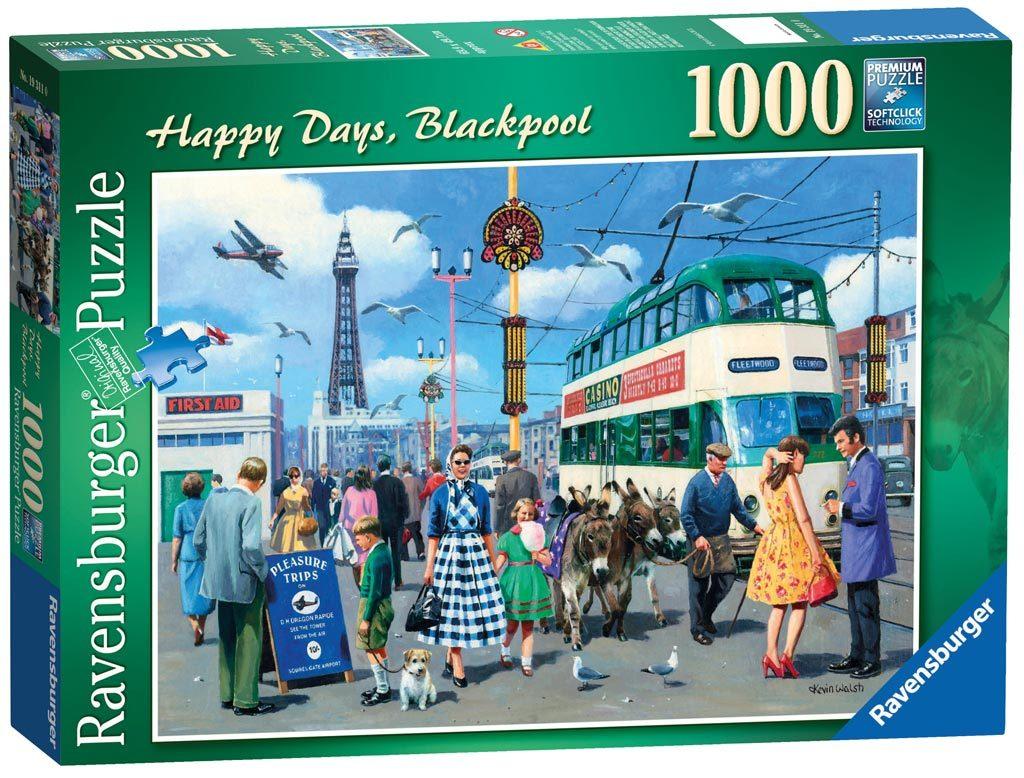 Ravensburger Happy Days Blackpool