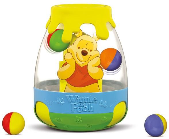Winne the Pooh Post n Roll Pot
