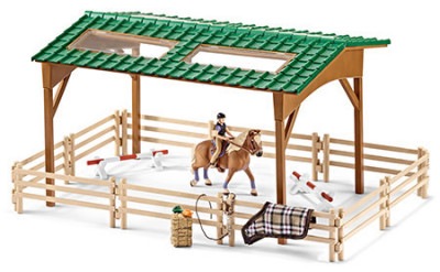 Schleich Riding Arena