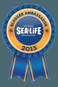 Sea Life Birmingham Ambassador 2015