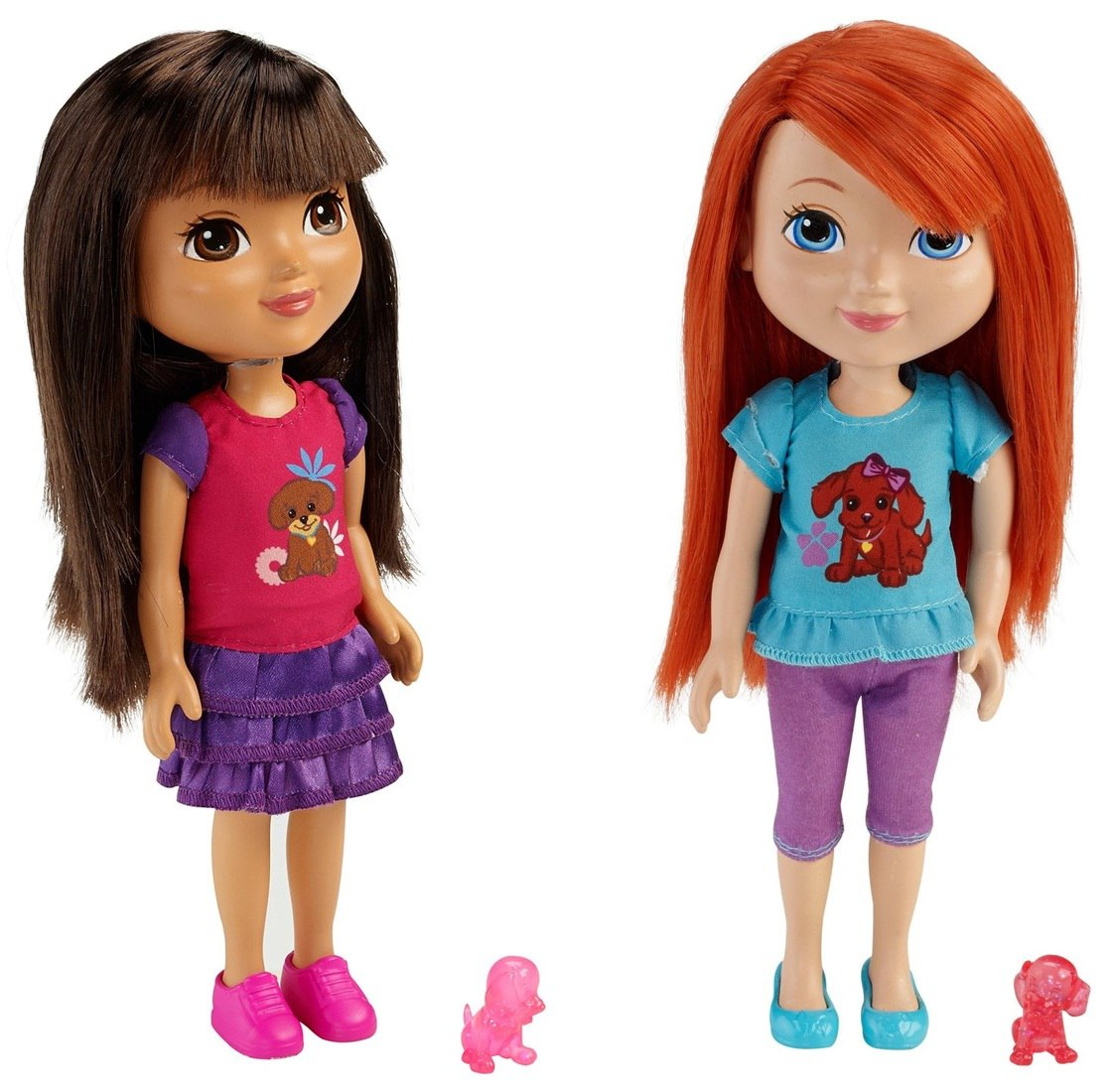 Toys And Friends : Review dora and friends doggie day dolls ⋆ mama geek