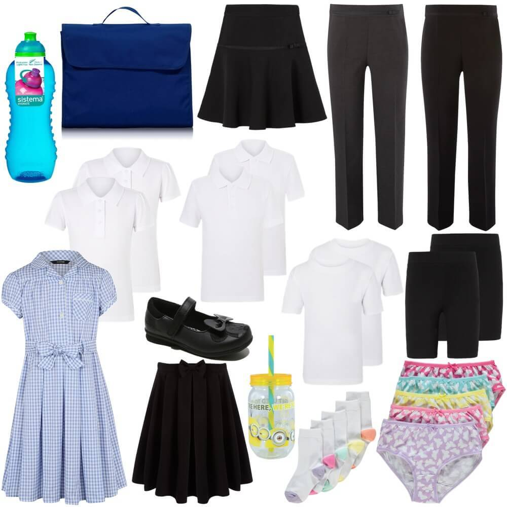 74617c087a11d7 Review: School Uniform by George at Asda ⋆ Mama Geek
