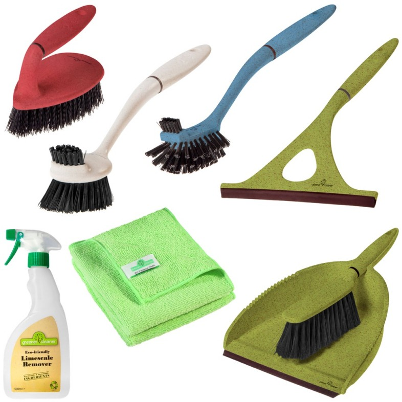 Greener Cleaner eco-friendly cleaning supplies