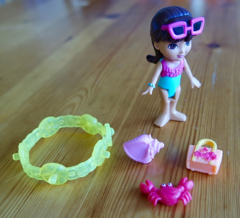 Beach Adventure Dora
