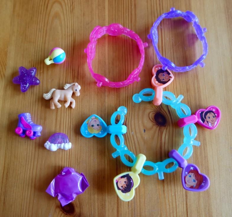 Dora Magic Charm Bracelet