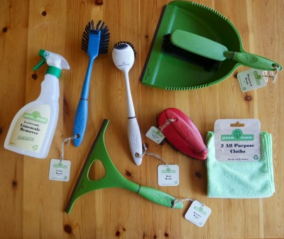 Greener Cleaner products