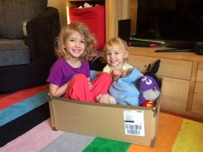 Joy in a Box