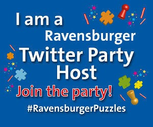 Ravensburger Twitter Party Host