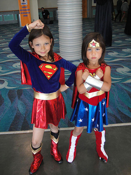 Superhero Costume Ideas for Little Girls  sc 1 st  Mama Geek & Superhero Costume Ideas for Little Girls ? Mama Geek