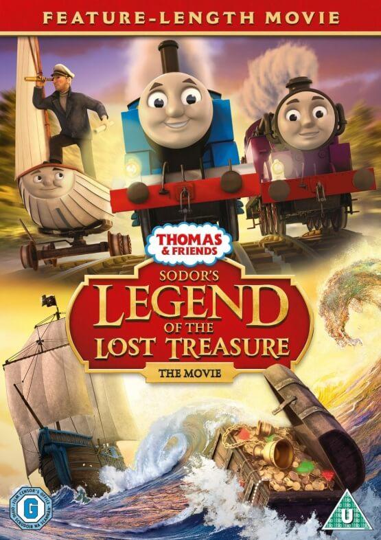 Thomas & Friends DVD