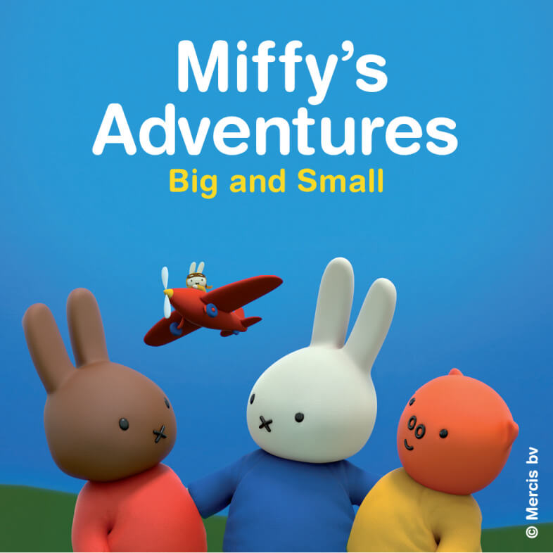 Miffy Adventures airplane image jpg