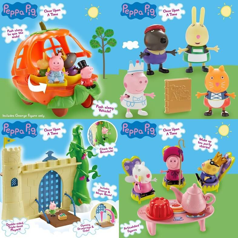 Peppa Pig Once Upon a Time