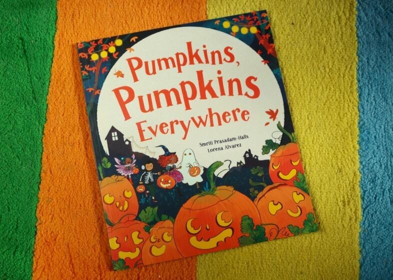 Pumpkins Pumpkins Everwhere