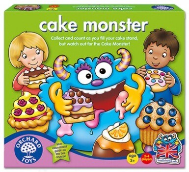 Cake Monsters