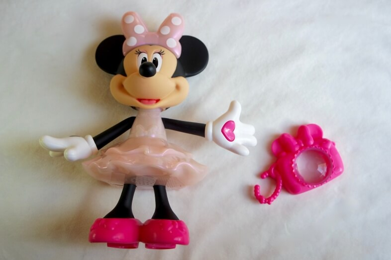 Rainbow Dazzle Minnie Mouse