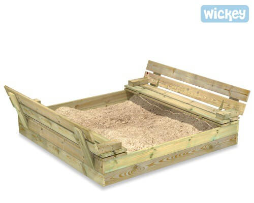 Wickey Sandpit Review