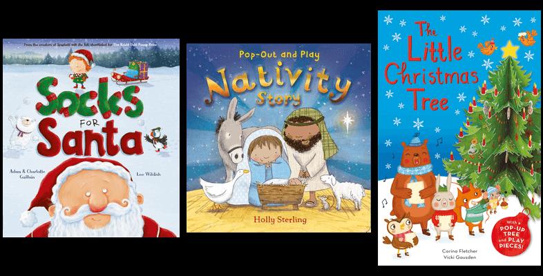 Egmont Christmas Books