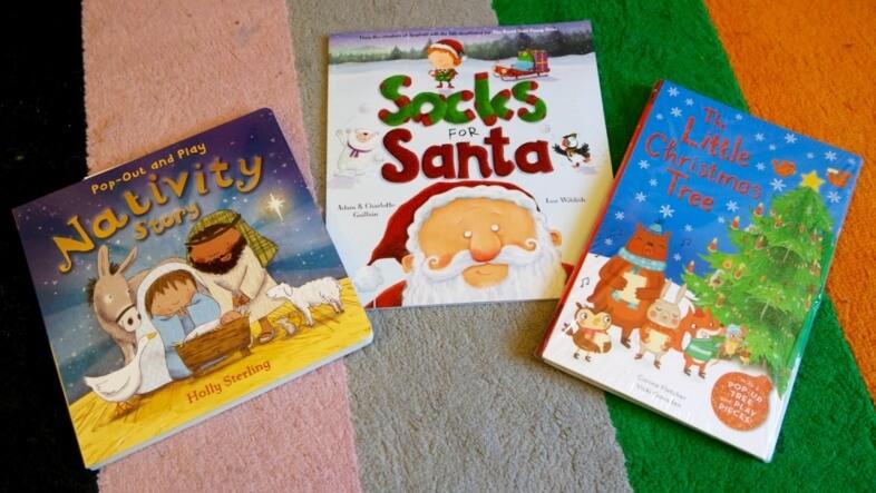Egmont Children's christmas books