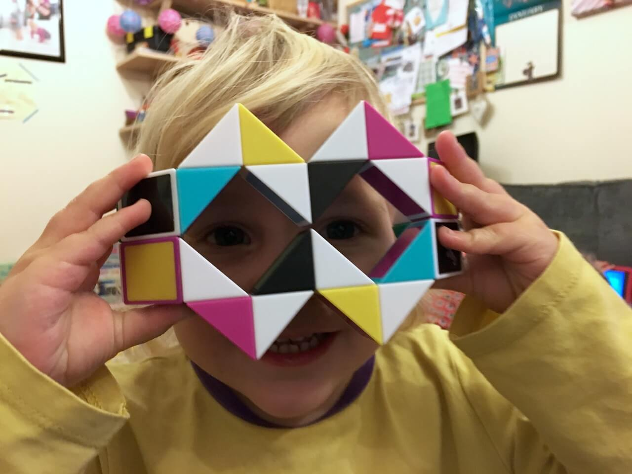how to make cool things out of smiggle snake puzzle