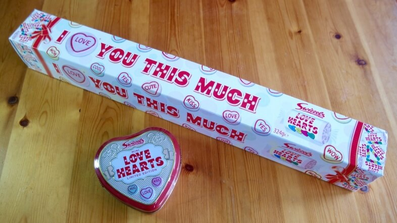 Love Hearts Valentines Review