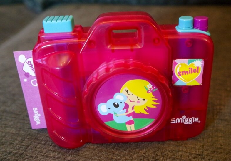 smiggle snap happy memo camera