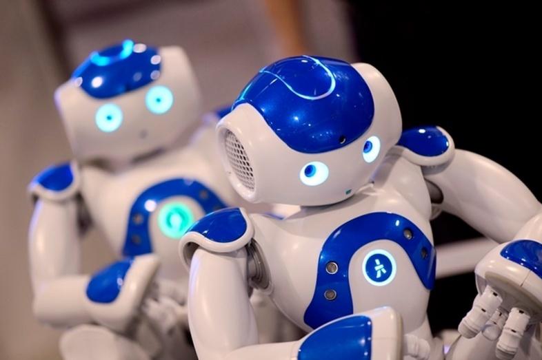 Gadget show robots