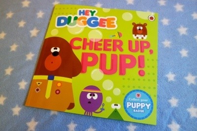 Hey Duggee picture book