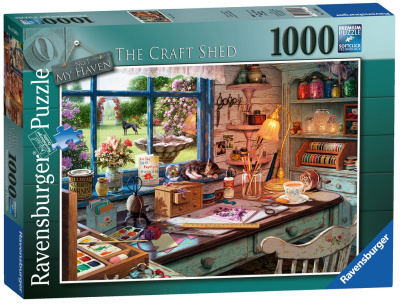 Ravensburger Craft Shed