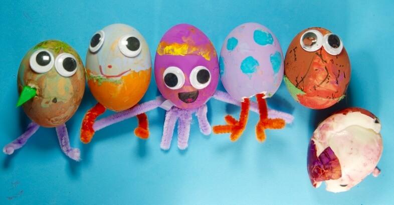 Hey Duggee Eggs
