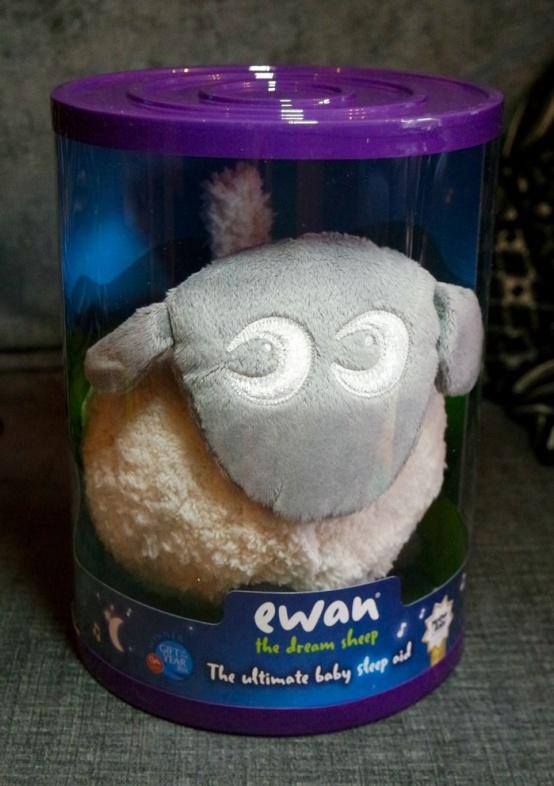 Grey Ewan the Dream Sheep