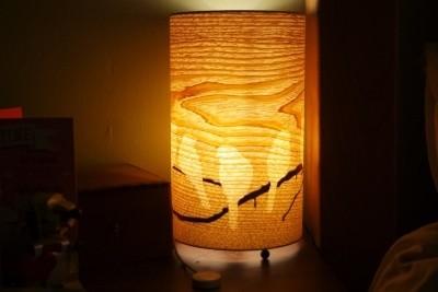 Bird lamp